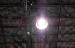 LED蛍光灯の設置