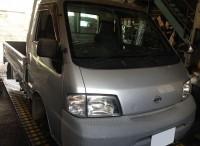 ニッサン バネットトラック 車検 島田市の方よりご依頼頂きました。