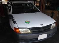 島田市のお客様より、ニッサン ADバンの車検のご依頼を頂きました。
