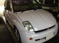 島田市のお客様よりトヨタ Willのファンベルト交換のご用命頂きました。