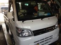島田市 ダイハツ ハイゼットトラック オイル交換ご用命頂きました。