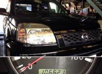 島田市 ニッサン エクストレイル タイヤ組替交換ご用命頂きました。