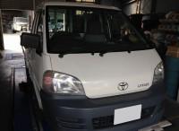 島田市 トヨタ ライトエーストラック スターターモーター修理